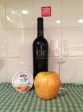 fruit andn wine