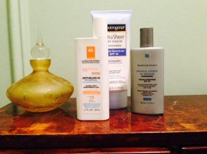 Sunblock for face and body