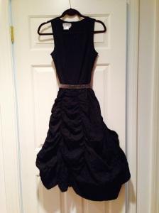 Divorce dress