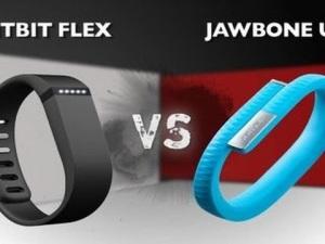 Flex vs Jawbone