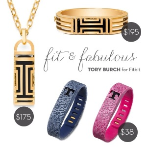 Tory Burch conquers trackers