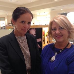 Jola and Chiara of Chanel