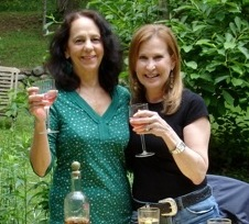 Johanna and Me - 40 years later!