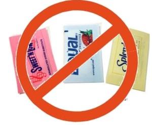 bad sweeteners
