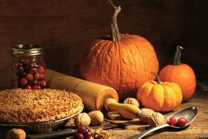 Pumpkin- the good for you dessert!