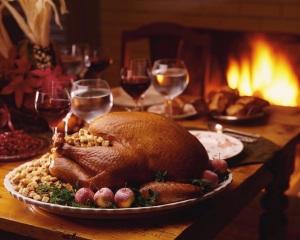 Load up on turkey